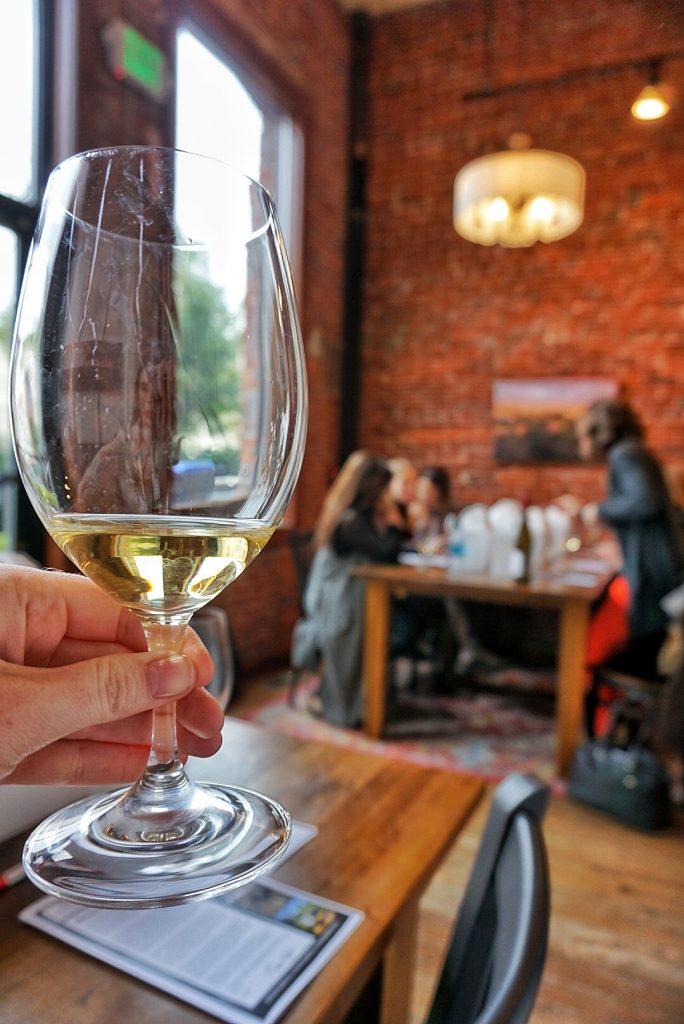 Authentic Wine Bloggers - Caitlin Hodges