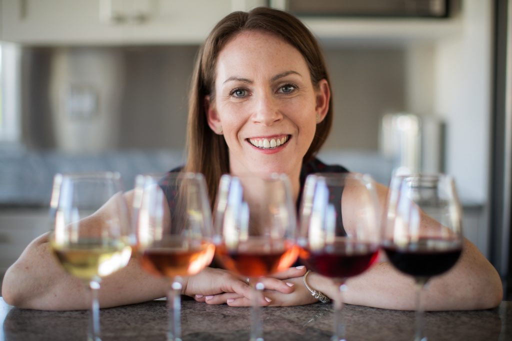 Nicole Mackay - cellar management