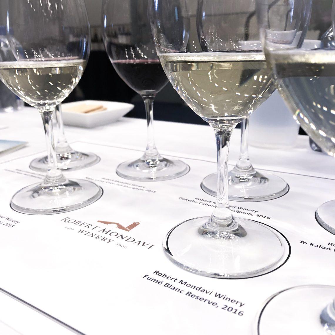 Robert Mondavi Winery Seminar @ VIWF