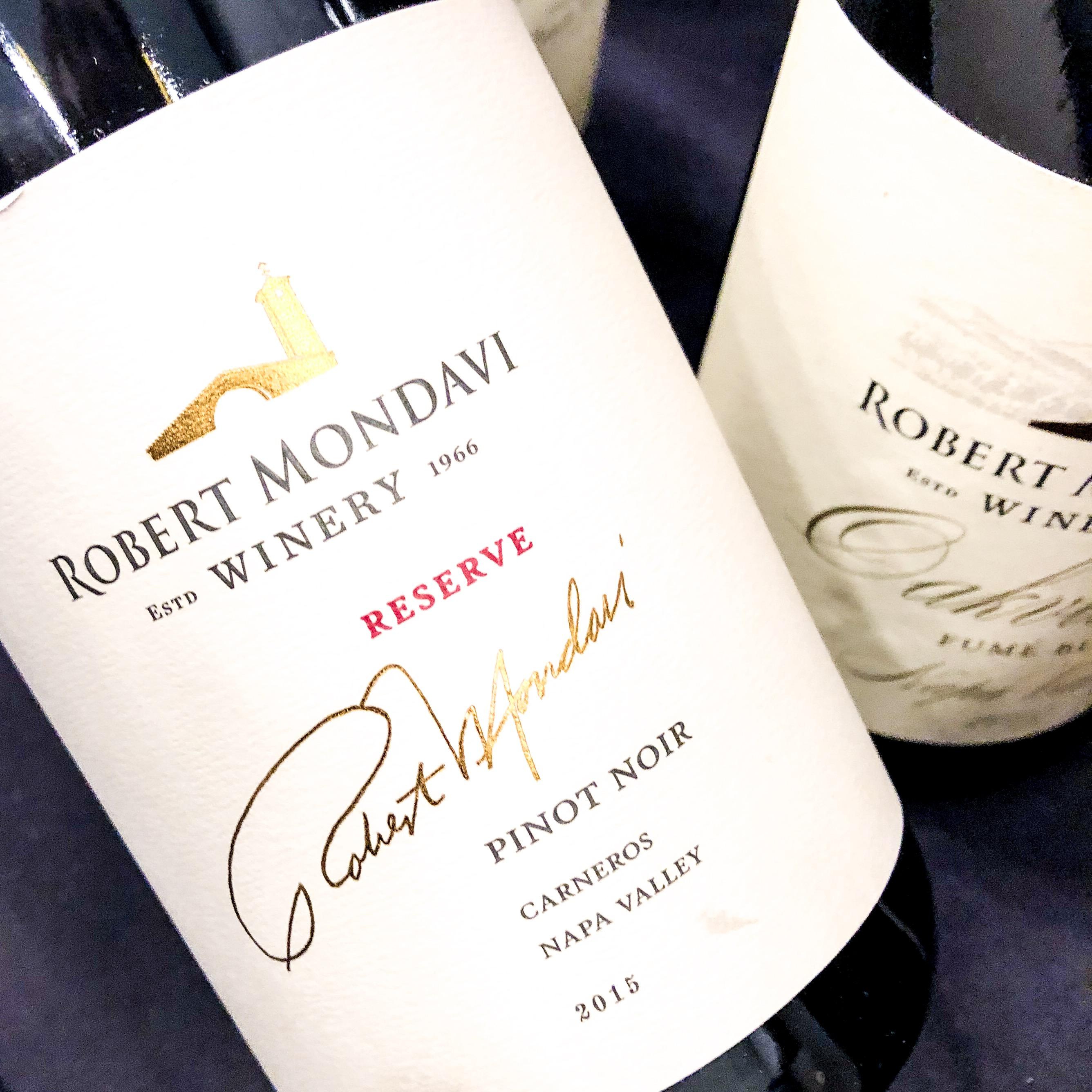 RMW Reserve Pinot Noir