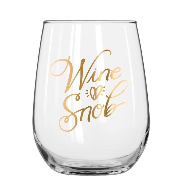 wine snob glass from www.easytigerco.com