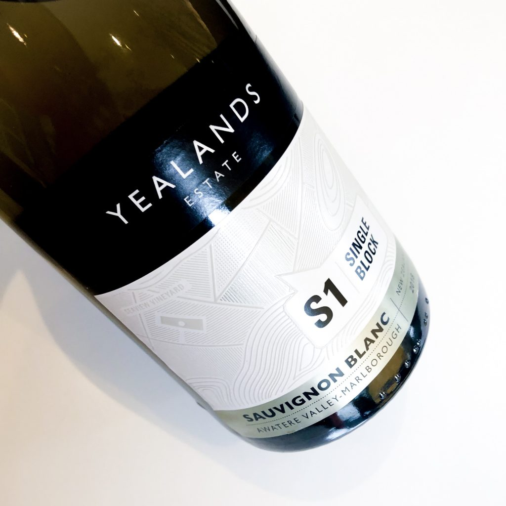 Yealands Estate Single Block S1 Awatere Valley Sauvignon Blanc from Trialto