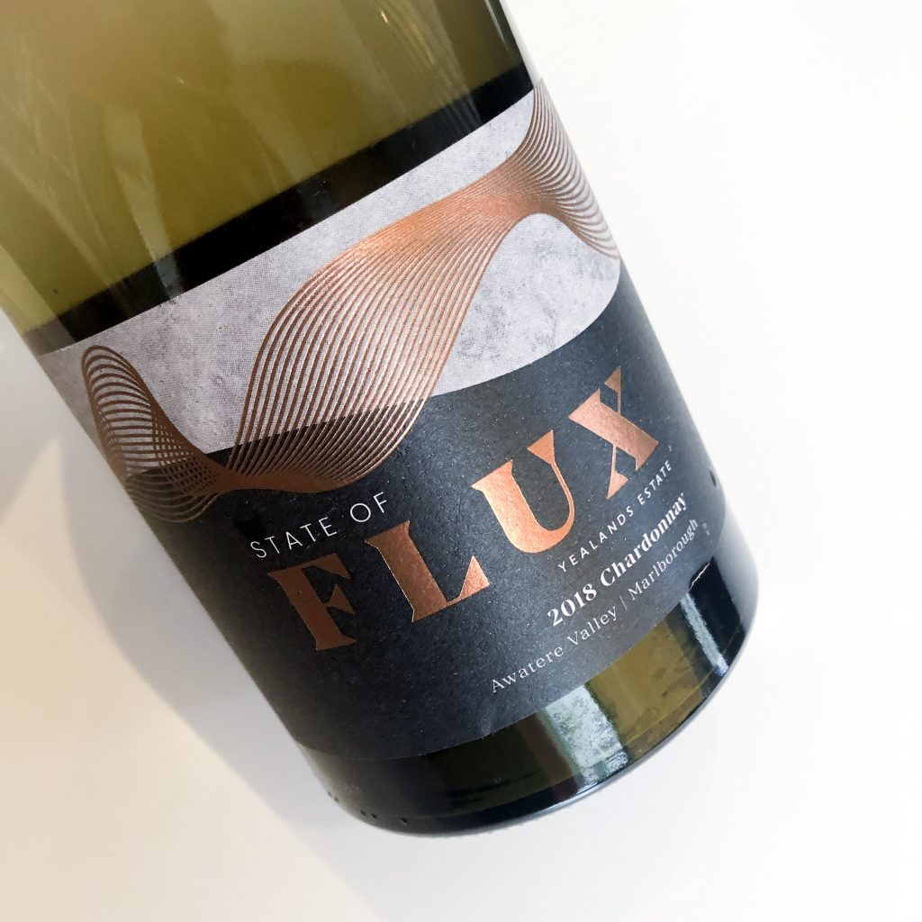 State of Flux Awatere Valley Chardonnay from Trialto