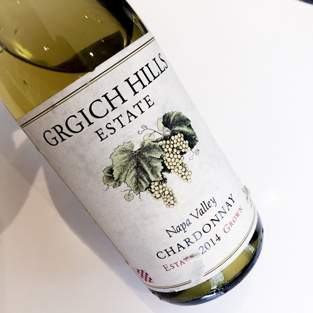 Grgich Hills Estate Napa Valley Chardonnay from Trialto