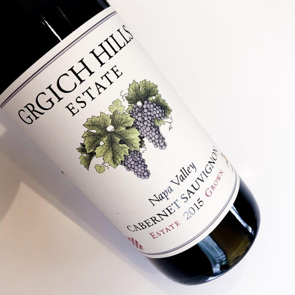 Grgich Hills Estate Napa Valley Cabernet Sauvignon from Trialto