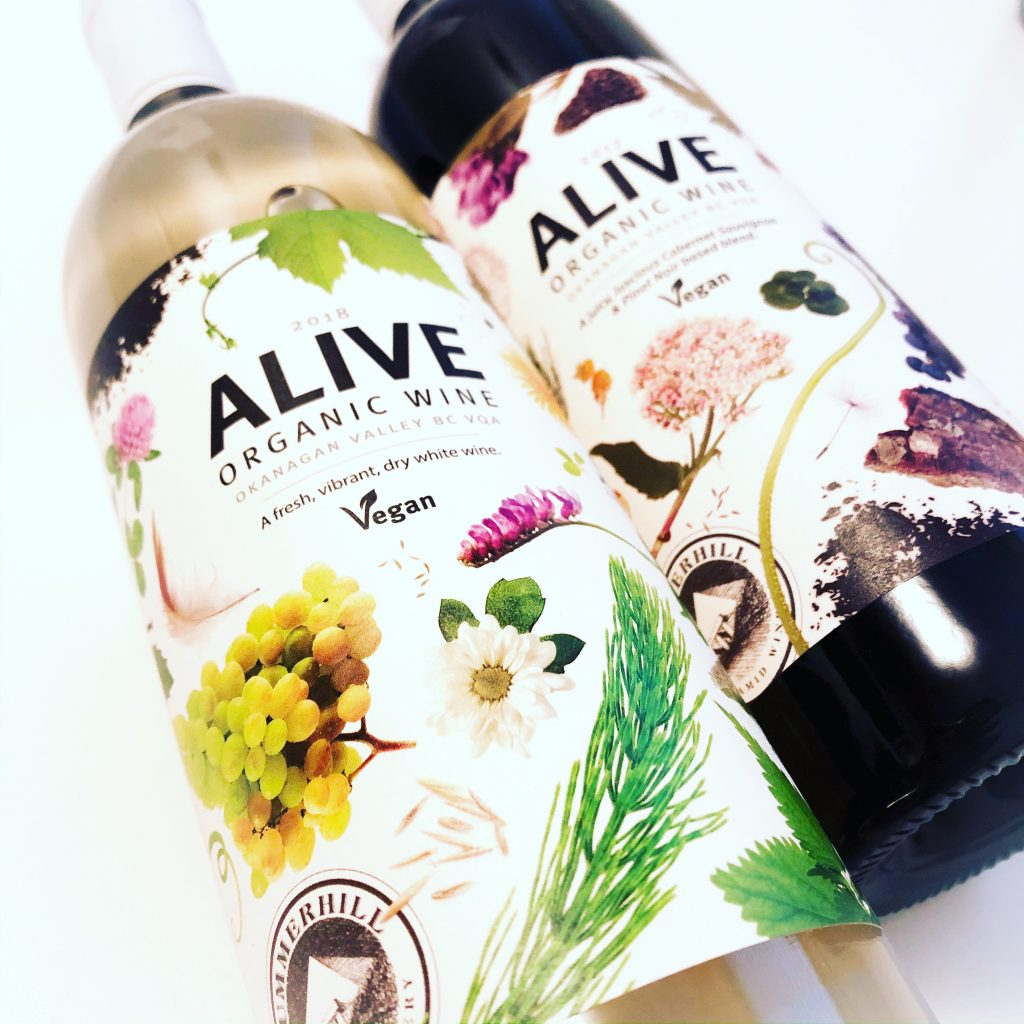 Summerhill Organic Alive White & Red