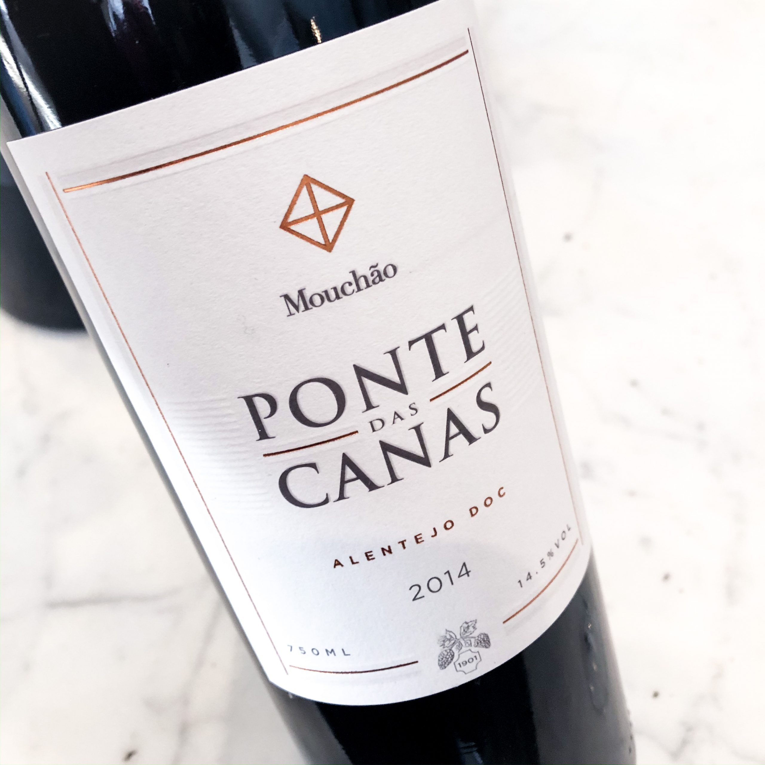 Ponte das Canas Red 2014