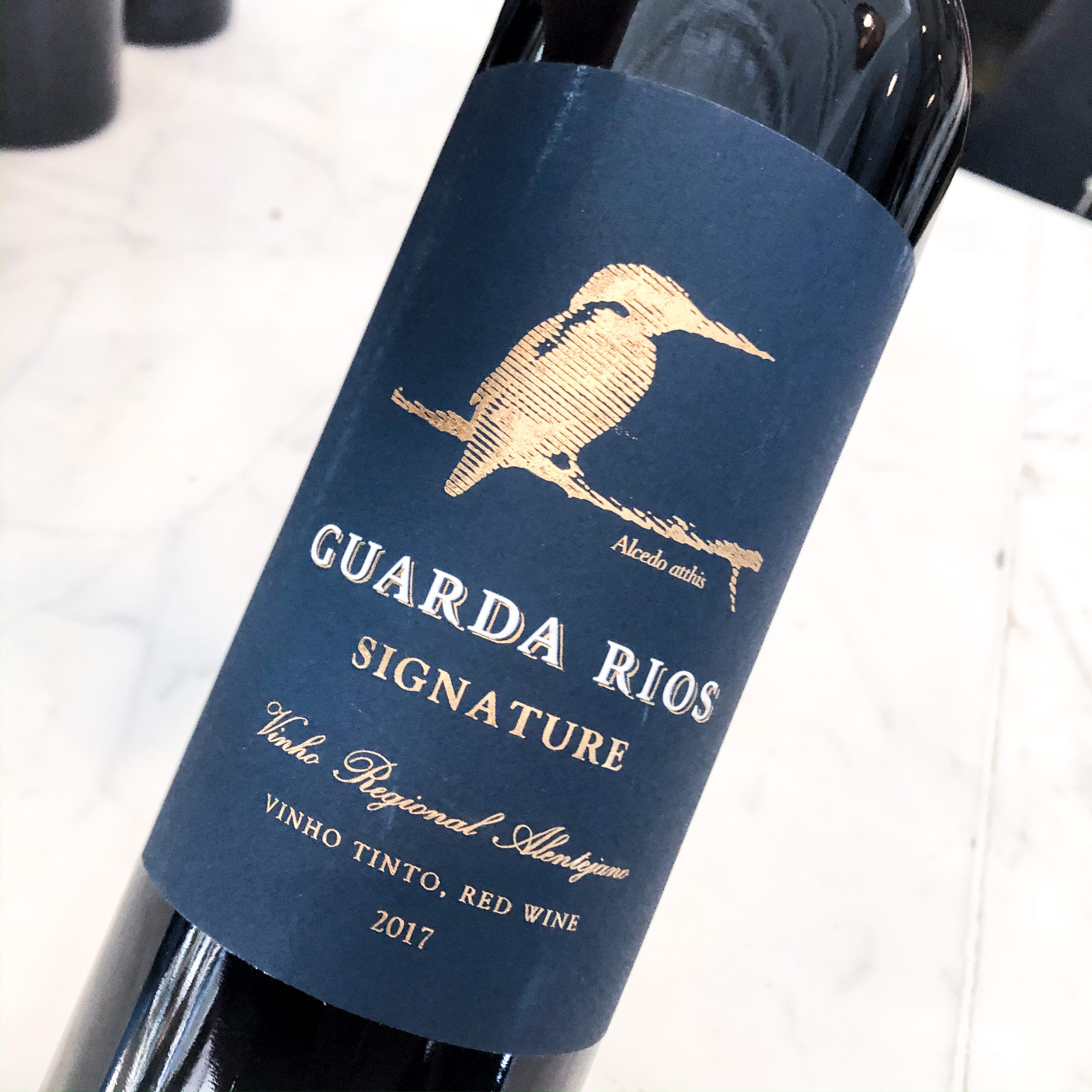 Guarda Rios Signature Red 2017