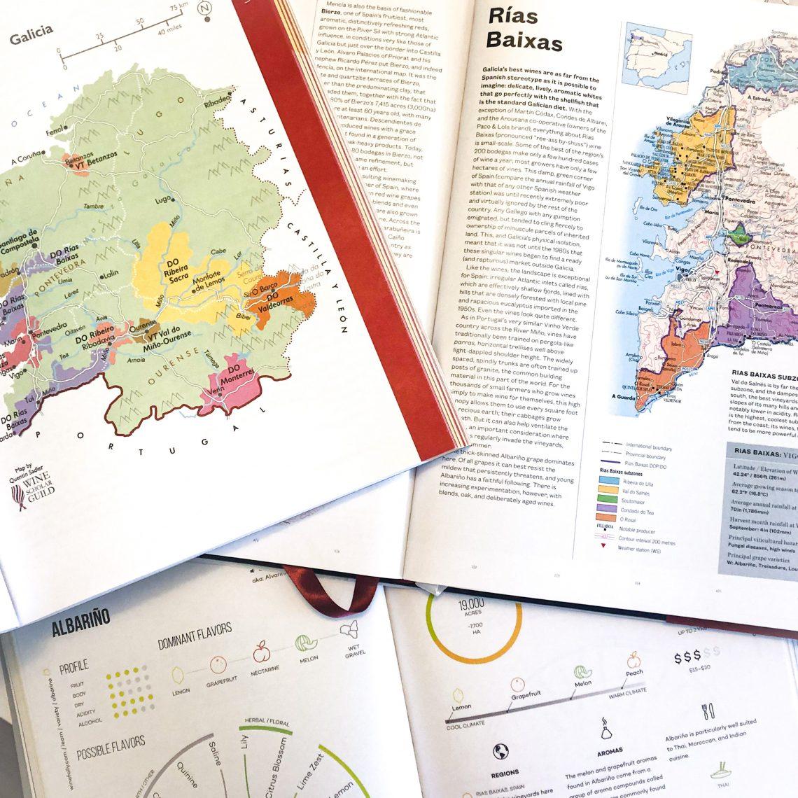 Albariño text books