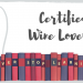 certified wine lover