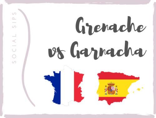 grenache vs garnacha