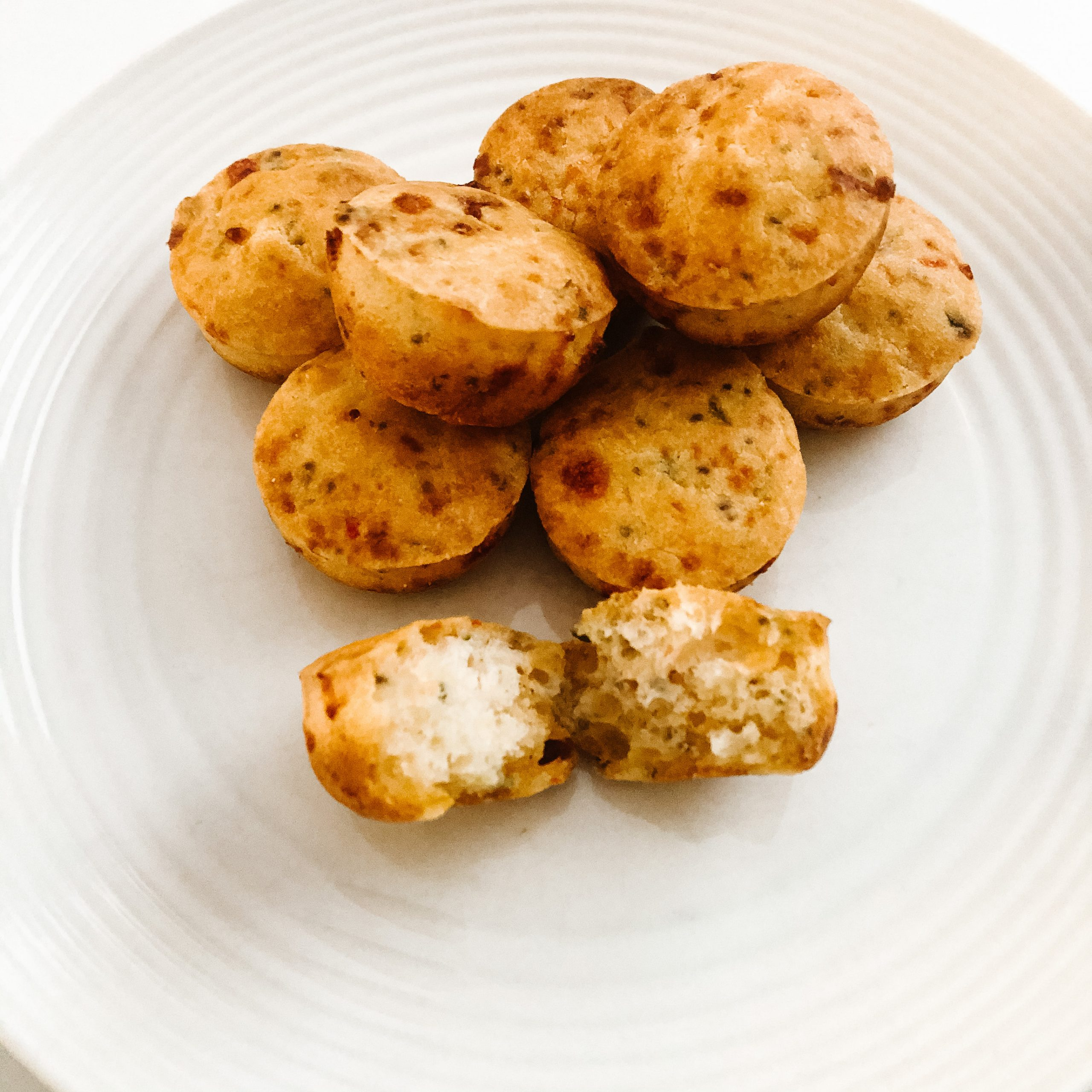 Quesava Fiesta Cheese Poppers