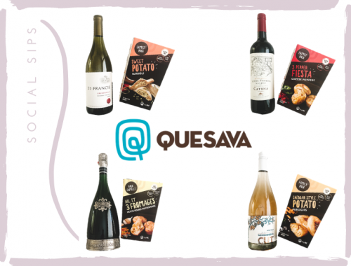 wine to pair with quesava