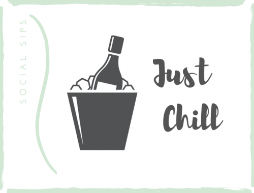 chill wine quickly