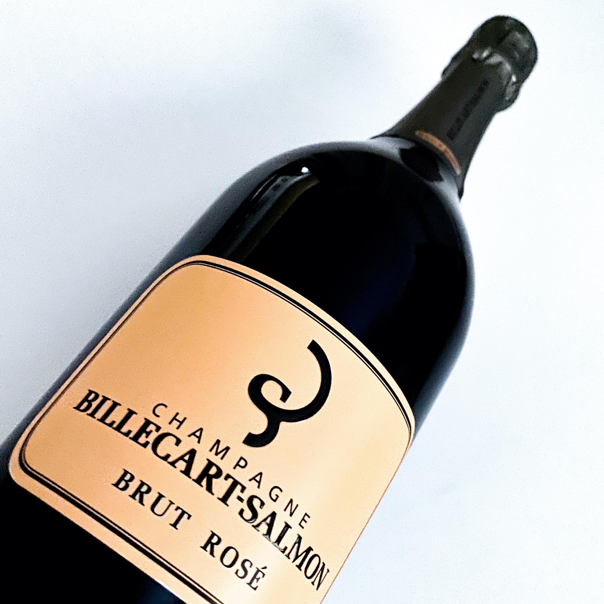 Billecart Rosé Champagne